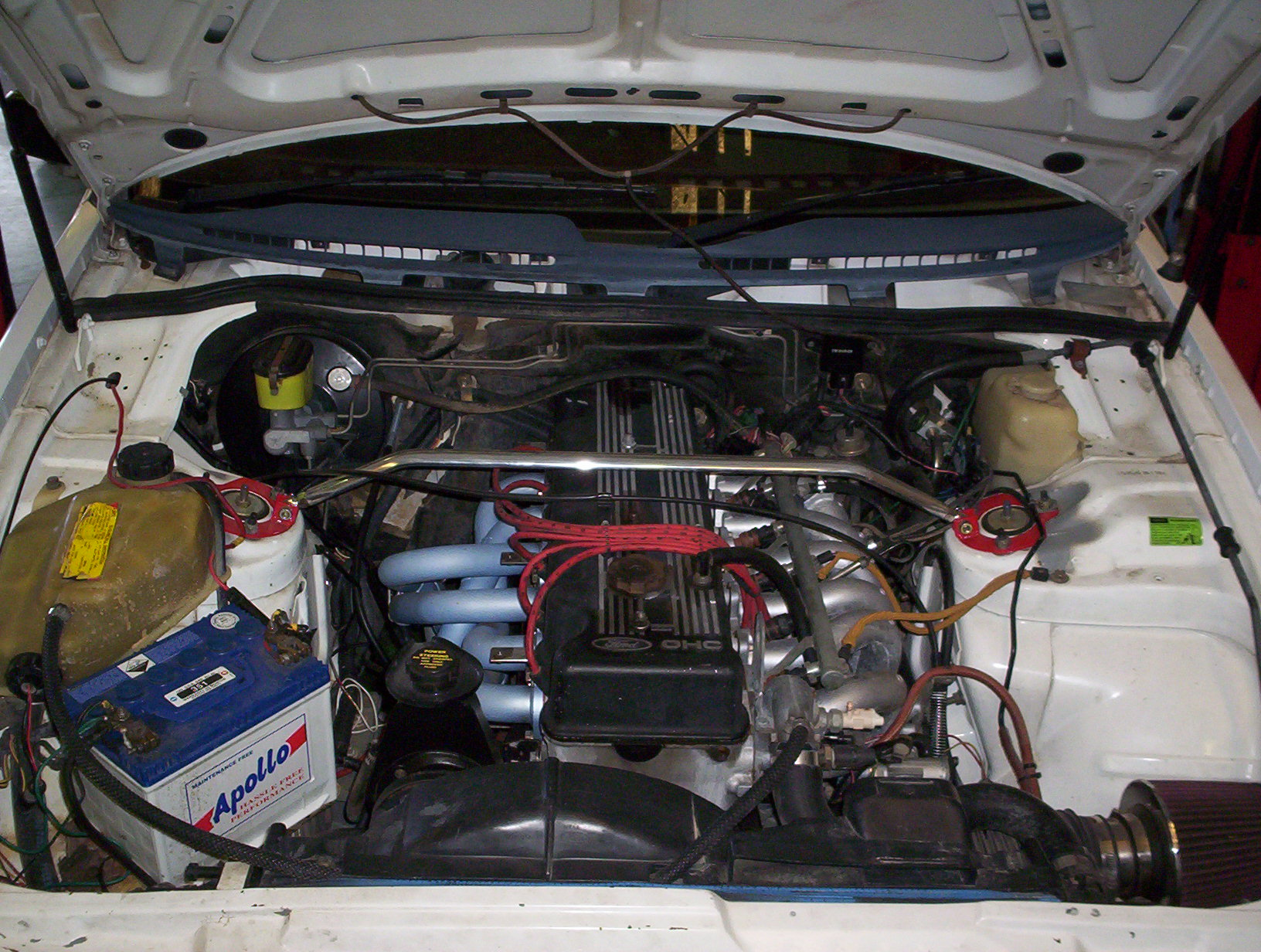 My Engine bay in 88EA 'S'.jpg