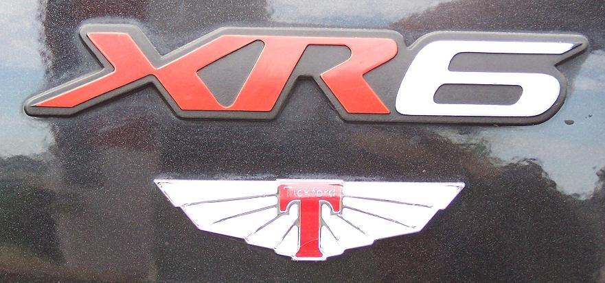 ED XR6 Badge & Tickford Wings.JPG