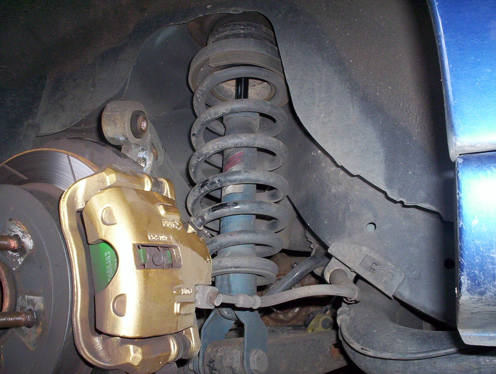 AU XR8 sedan Rear axle assembly 004.jpg