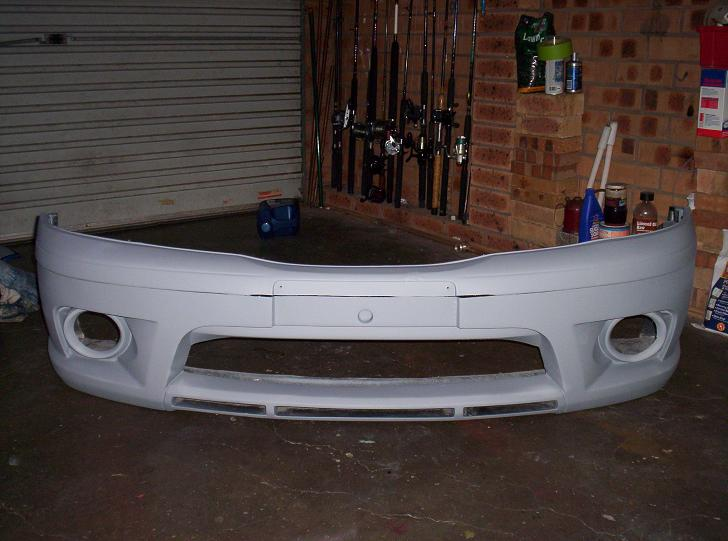 ba gt replica front bar work today 009.jpg
