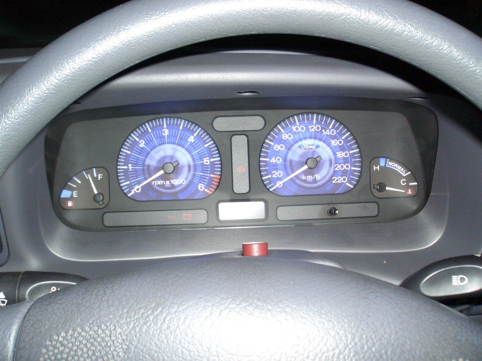 08 - In Car with Flash.JPG