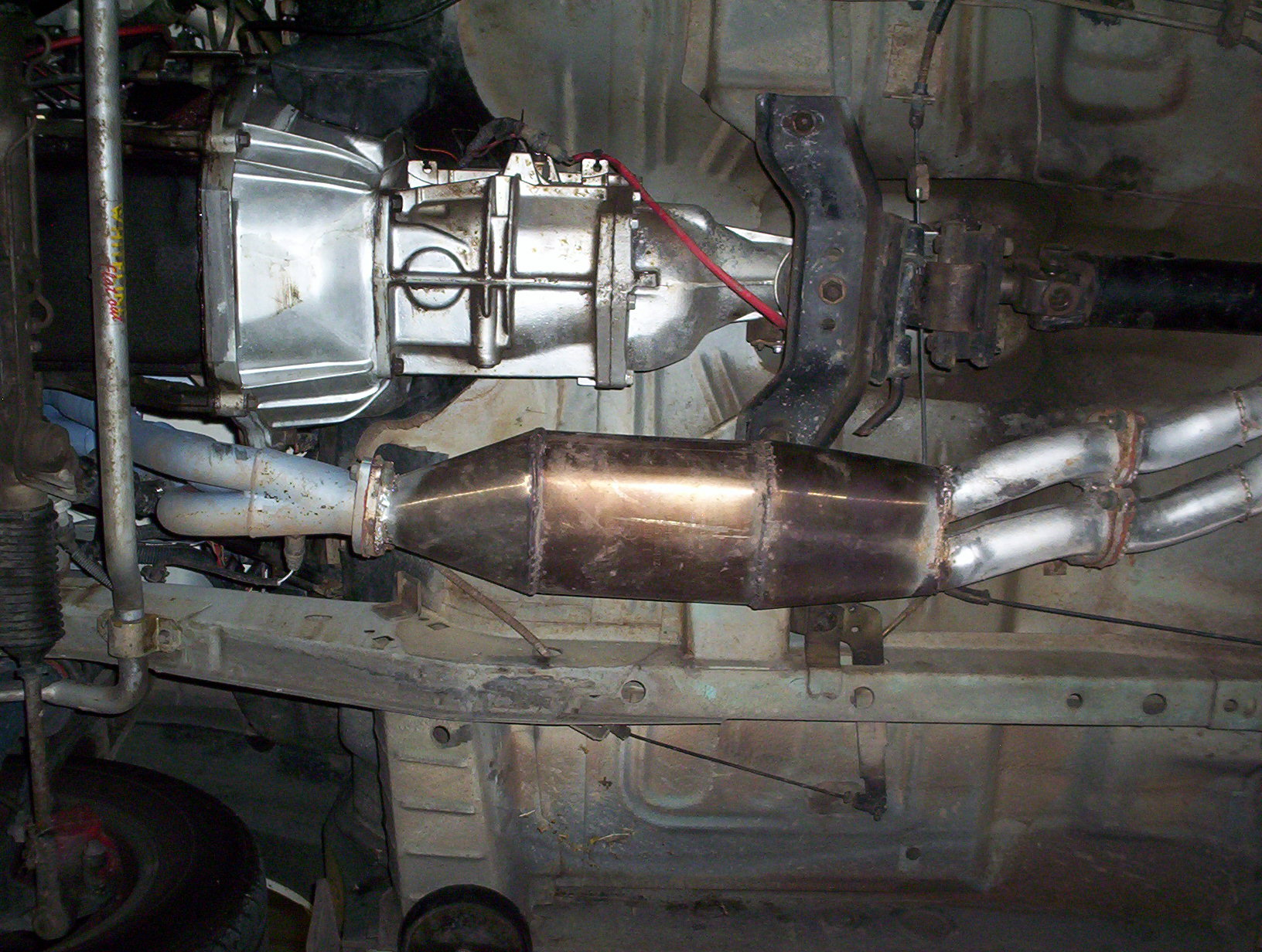 My homemade Exhaust on 88EA sedan. 009.jpg