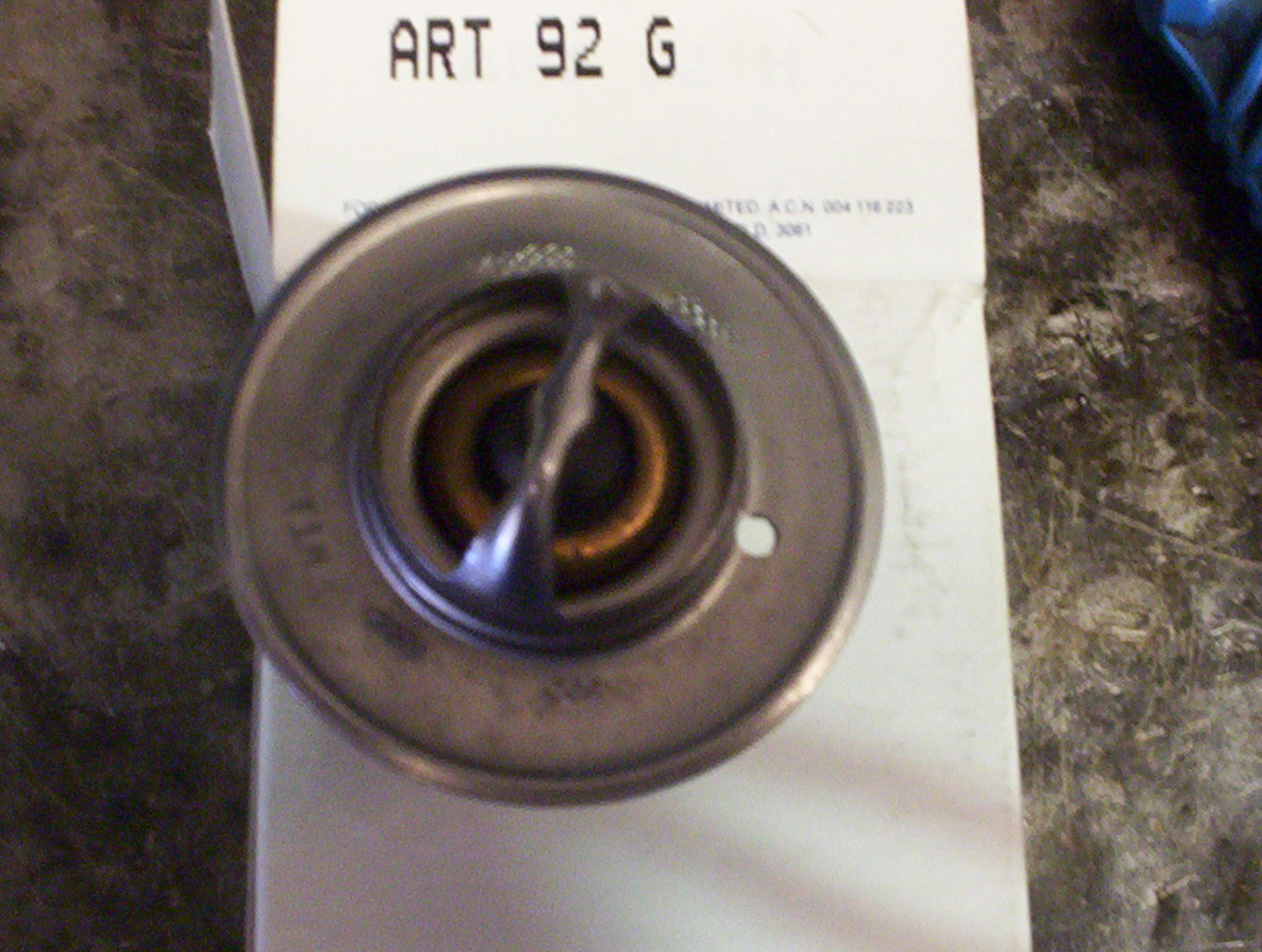 Genuine Ford thermostats. 002.jpg