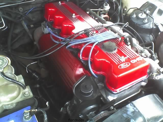 engine bay picture