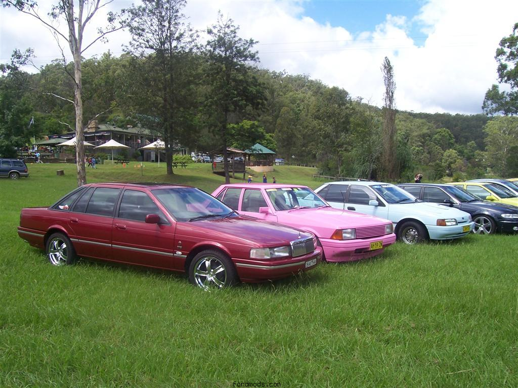 Wollombi Cruise