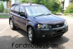 03 Ford Escape with 05 US Lights