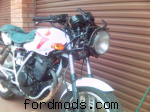 CBX250 before