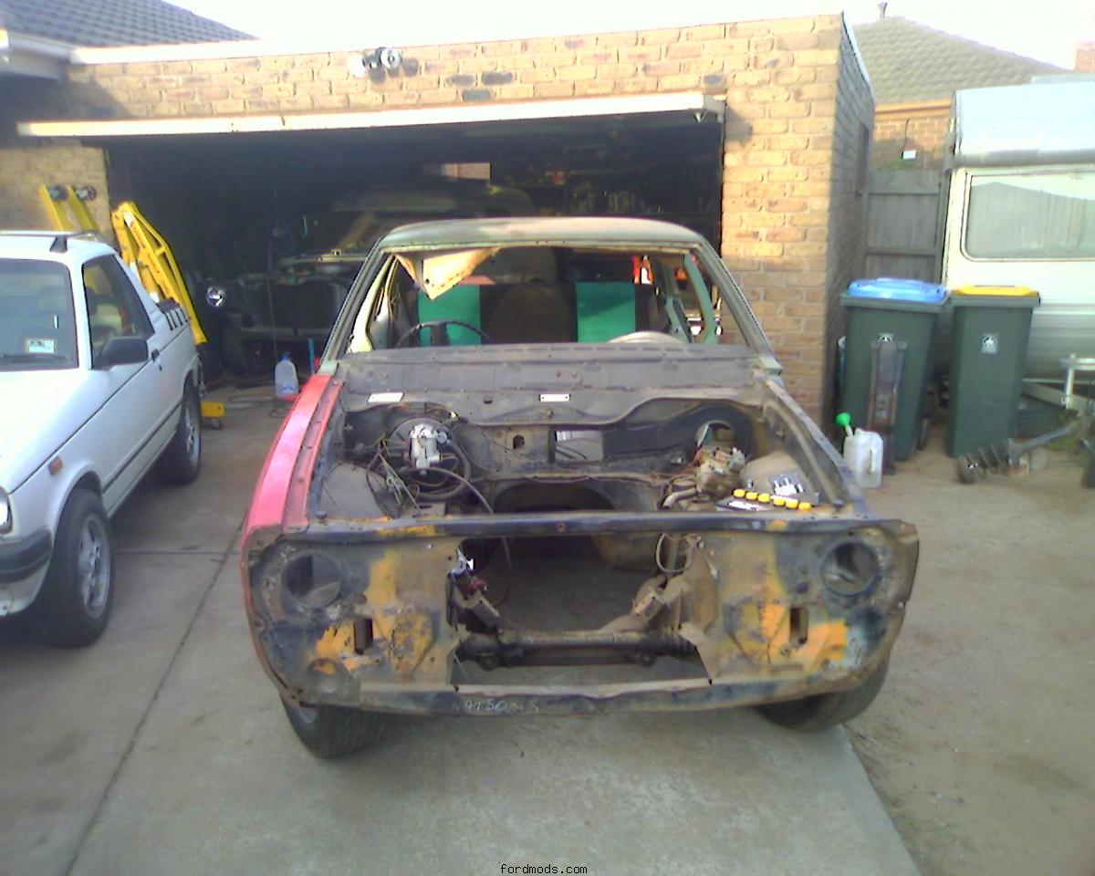 Yes i have a Torana. Getting a ground up rebuild. It's a while o