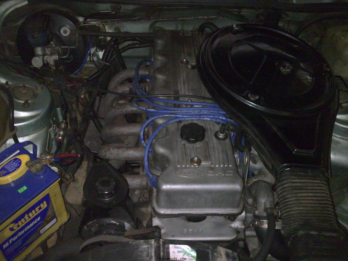 my engine again