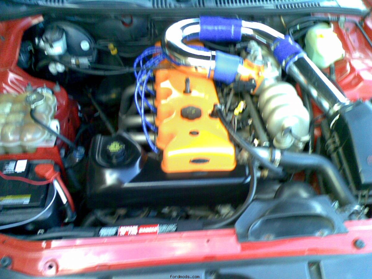 Engine bay (NEW)