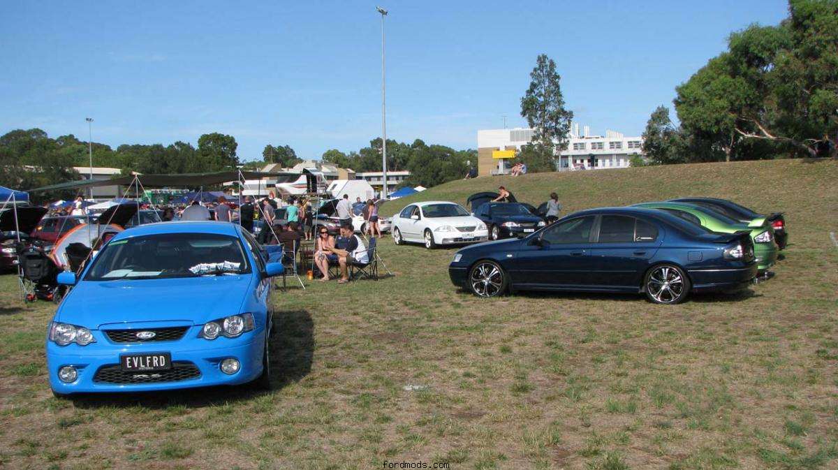 All Ford Day - Waurn Ponds