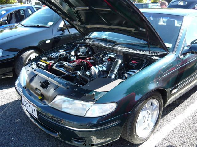 My EF at Auckland AFD 2010