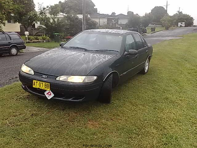 my ef in the rain