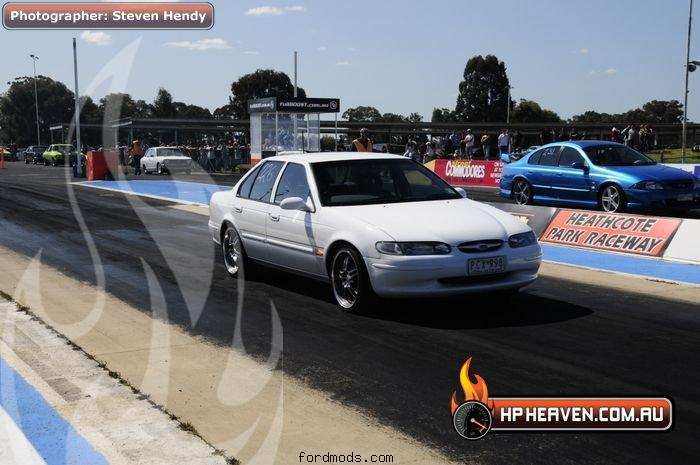 My Car at heathcote