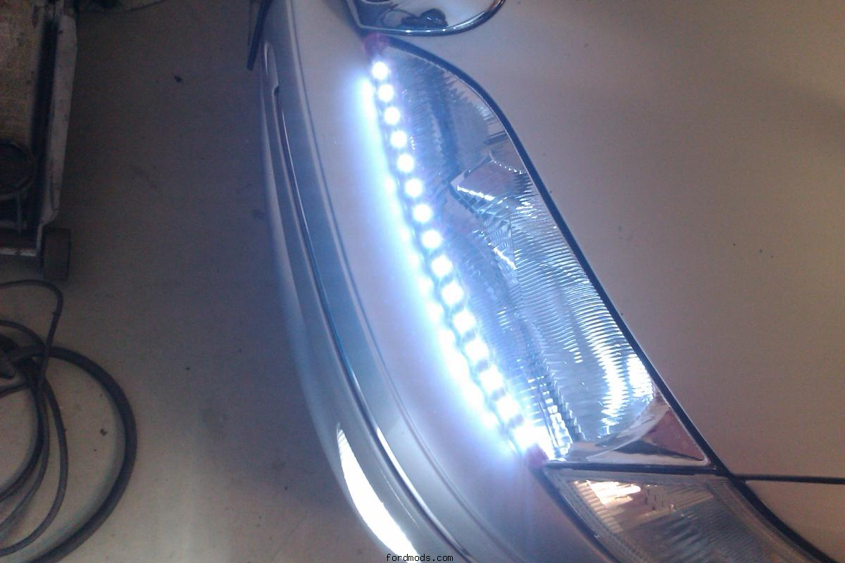 led strip lights from jtm auto sydney on ebay good quality