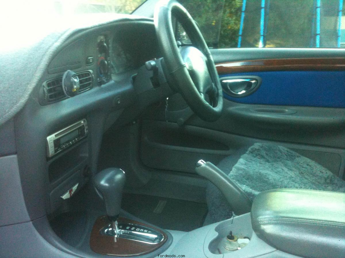 Interior progress