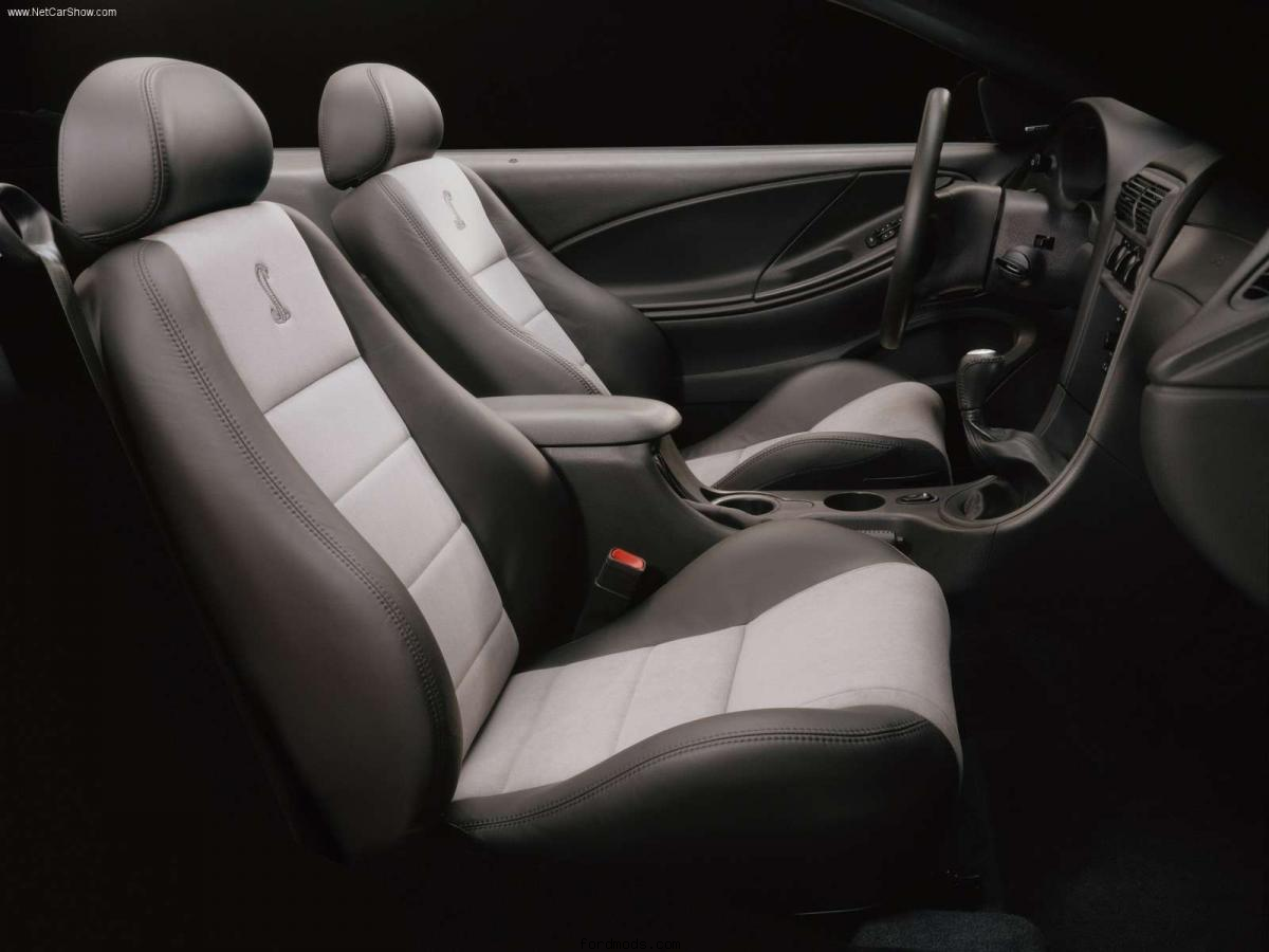 6-way electric seats & 6-sp T56.