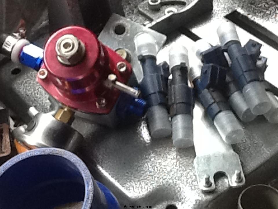 Injectors and fpr