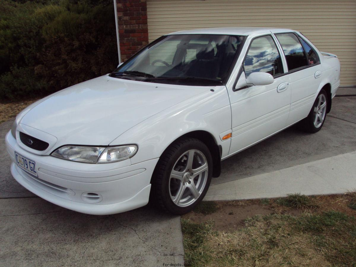 1996 EF Fairmont Series I