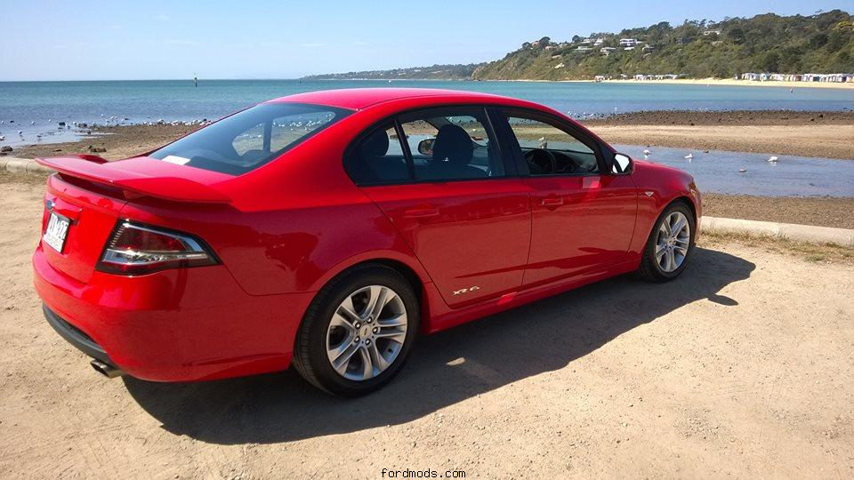 My New FG Falcon XR6
