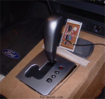 BA Shifter in EA