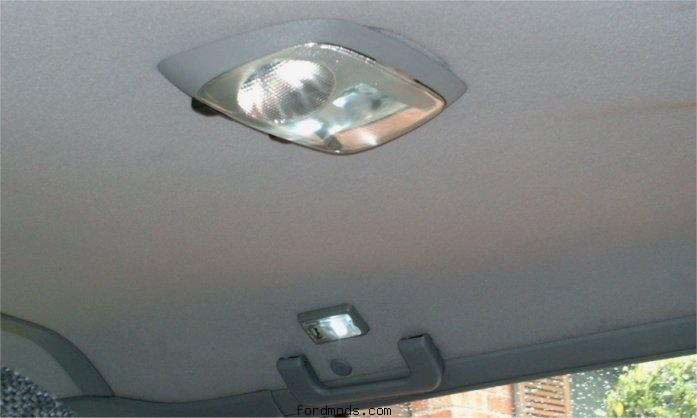EL Futura Fairlane Dome Light