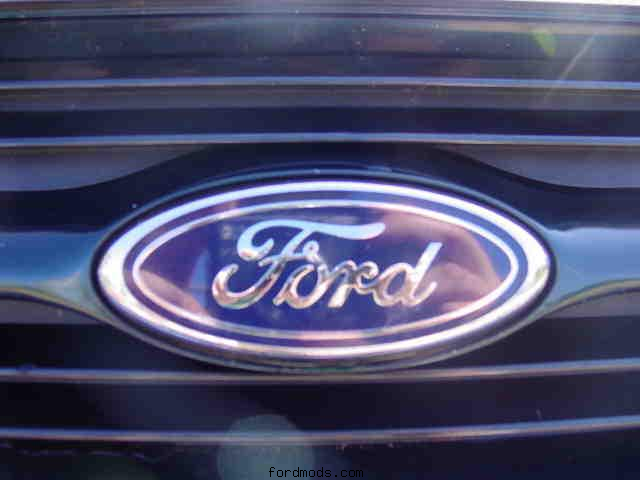 Fairmont Hood Badge