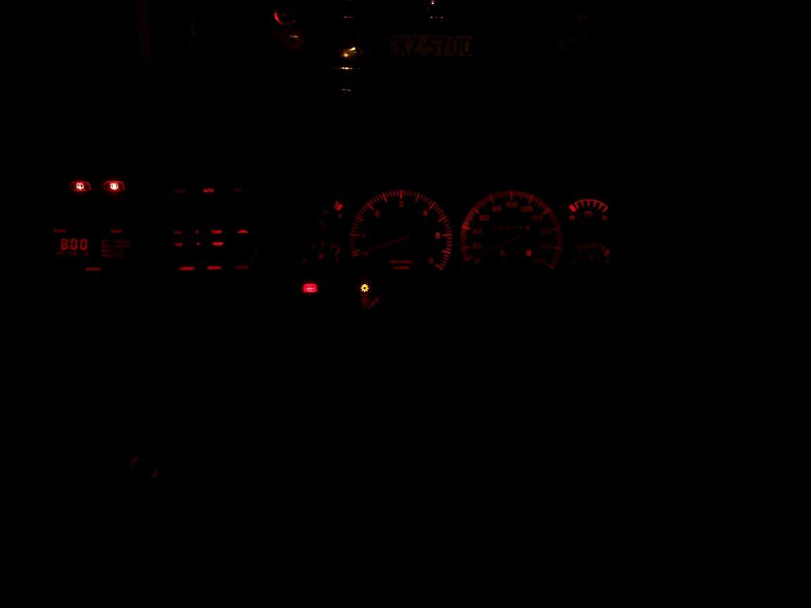dash lights