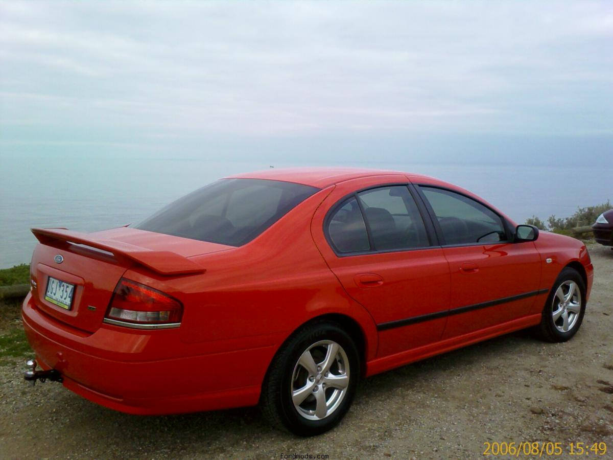 My Car at werribee south beach