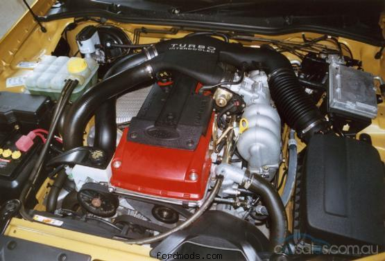 The 250rwkw engine