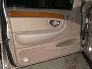 The Ghia Door Lamp, fitted to my EF Fairmont