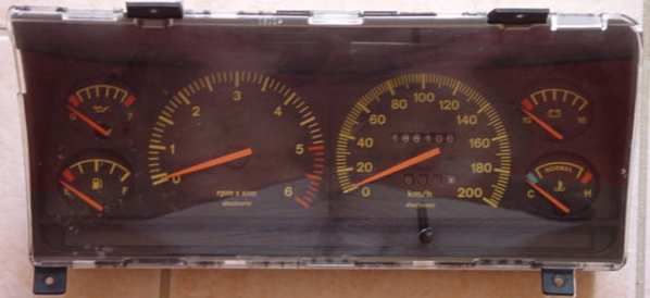 The EA/ED Falcon Mid (Sports) Series Cluster, as 